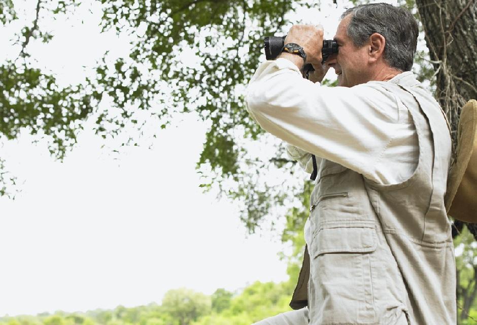 Grand Slam Binoculars