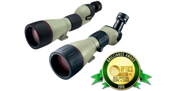 Nikon FieldScope Spotting Scopes for GearExpert
