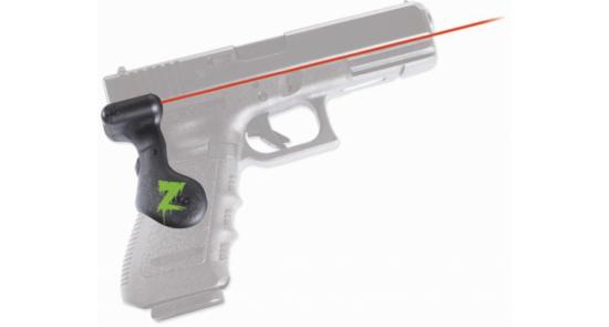 Crimson Trace glock Zombie Grip