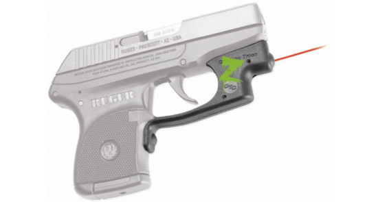 Crimson Trace Ruger Zombie Grip