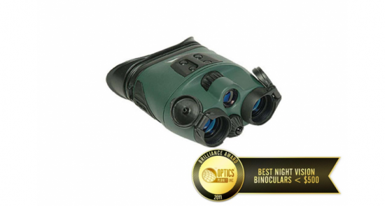 Yukon Night Vision Binoculars Brilliance Award Winner!