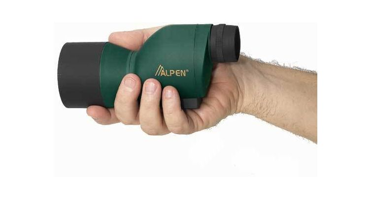 Alpen monocular spotting scope short review