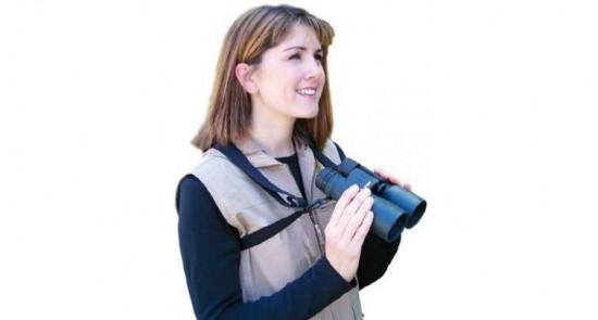 Alpen Binocular Harness System