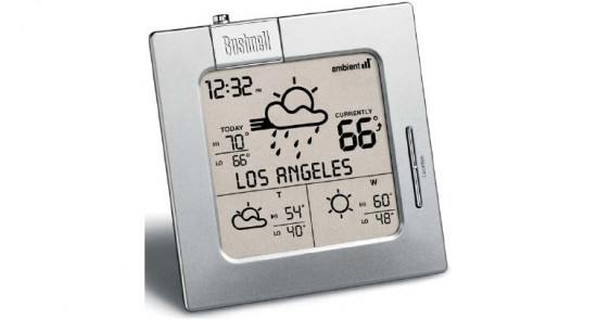 Bushnell 3 Day Forecaster