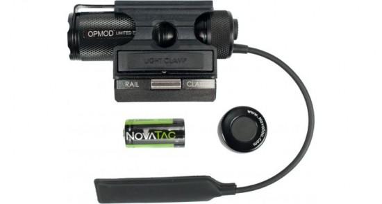 Novatac OPMOD STRM120 with mount