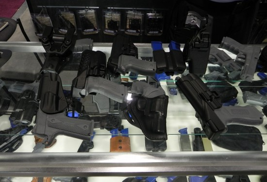 BlackHawk SERPA Holsters at SHOT Show Featured Image for GearExpert