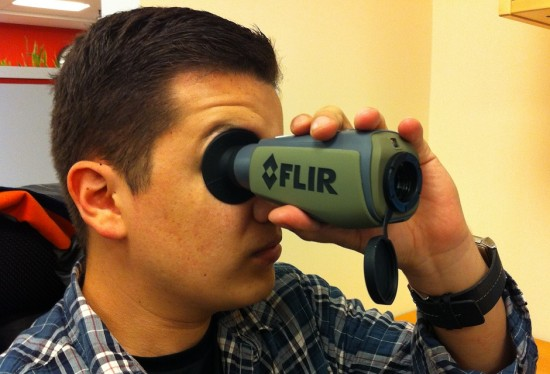 FLIR PS24 Thermal Imager for GearExpert by OpticsPlanet