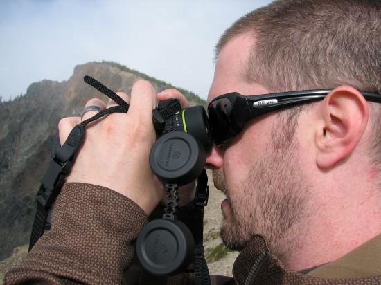 Vanguard Endeavor Binoculars Rubber Lens Caps