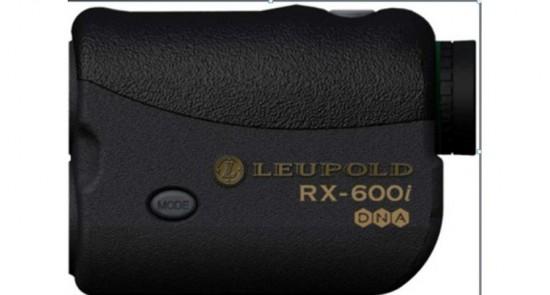 The Leupold RX600i Laser Rangefinder
