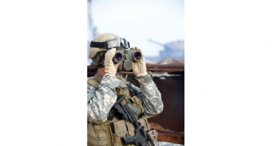 The Steiner Military R Binoculars