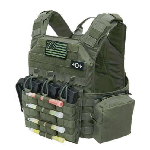 The Tactical Assault Gear Banshee Plate Carrier