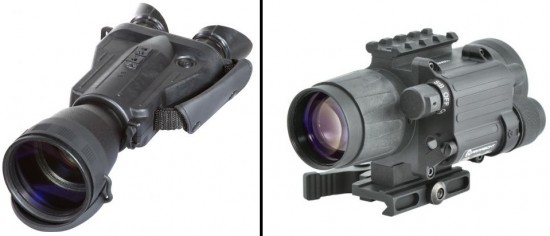 Armasight Discover Biocular and CO-Mini Night Vision
