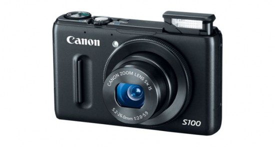 The Canon S100 PowerShot provides greater image control