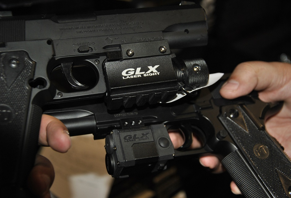 Barska GLX Laser Sights