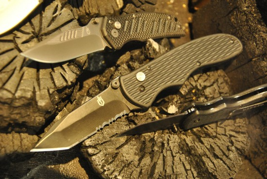 Gerber Folding Knives at SHOT Show 2013