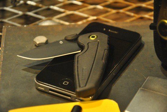 Gerber Tech Skin Pocket Knife