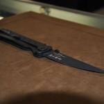 Otanashi noh Ken CRKT Knife SHOT Show 3