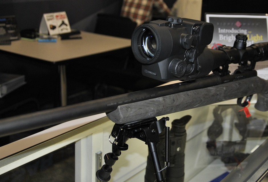 Pulsar Clip-On Night Vision DFA 75 at SHOT Show Featured Image