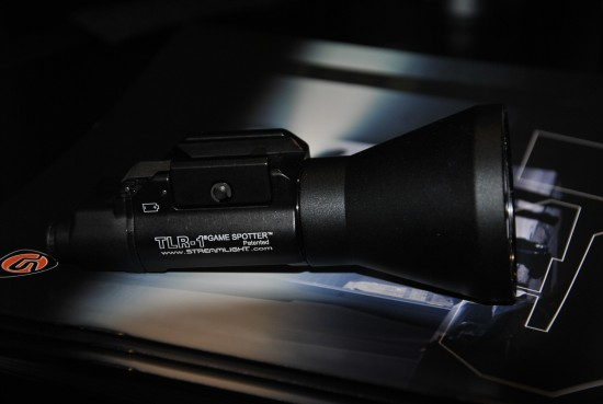 The New TLR-1 Game Spotter Sight at SHOT Show 2013