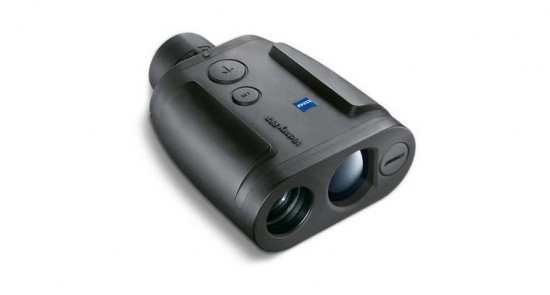 The Zeiss Victory Rangefinder uses advanced technology for outstanding results