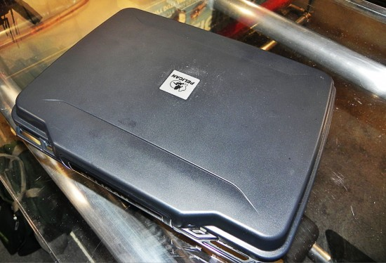 Pelican Hardback Case