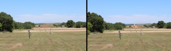 Before and After Tannerite