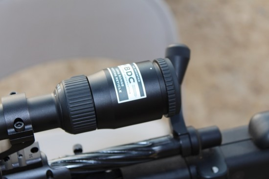 Nikon BDC Scope