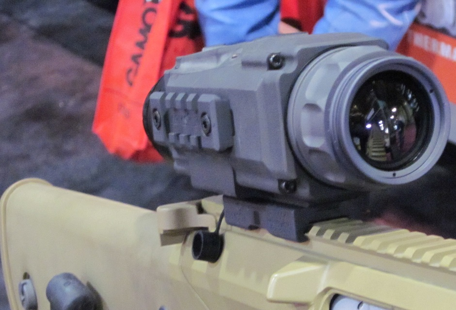 ATN Thermal Imager at Shot Show 2013