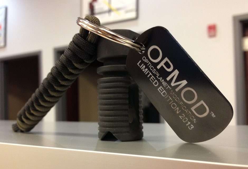 OPMOD Bottle opener Featured image