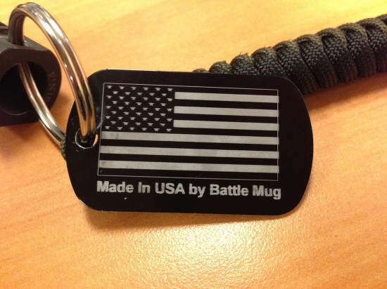 OPMOD Bottle opener made in the usa