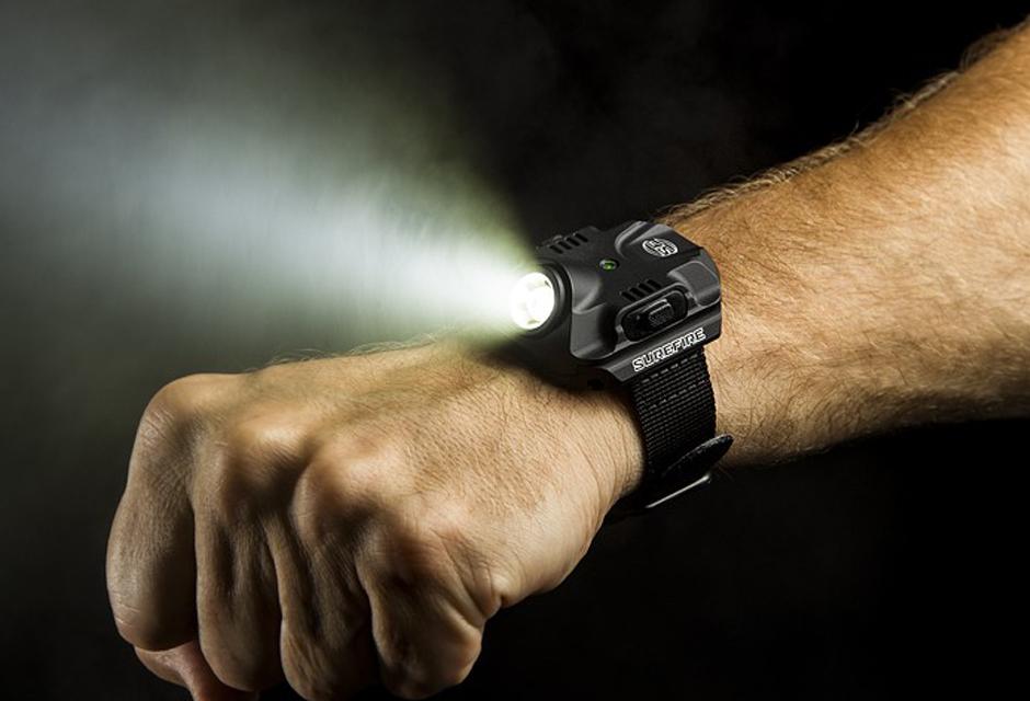 Surefire Tactical Wrist Light 2211