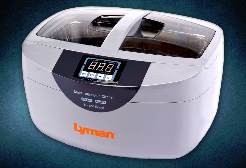 Lyman Turbo Sonic Cleaner Promo Pack