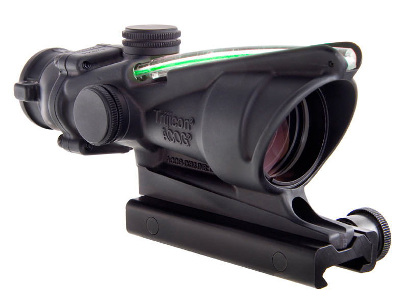 Trijicon ACOG 4x32 Riflescope w/ Green Horseshoe Target Reference System Reticle