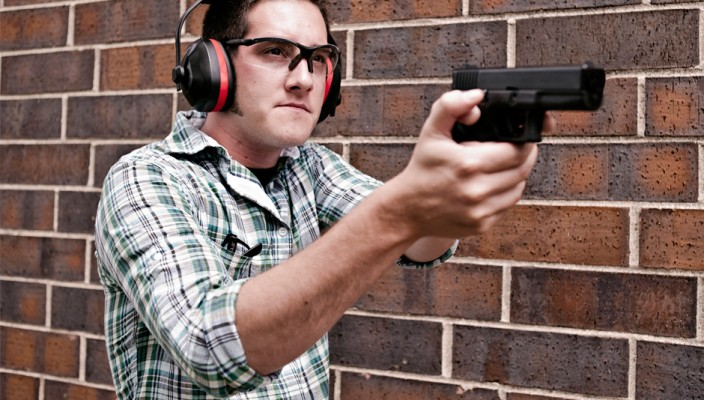Image result for protect-your-eyes-and-ears-at-gun-range