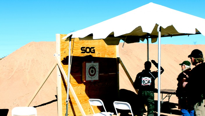 Check out the SOG booth!