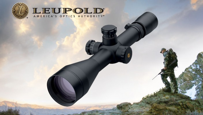 Leupold Mark 4