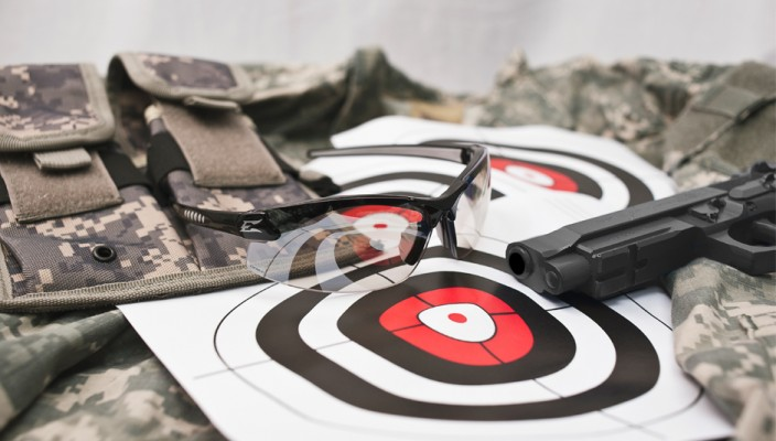 OPMOD Edge Shooting Glasses