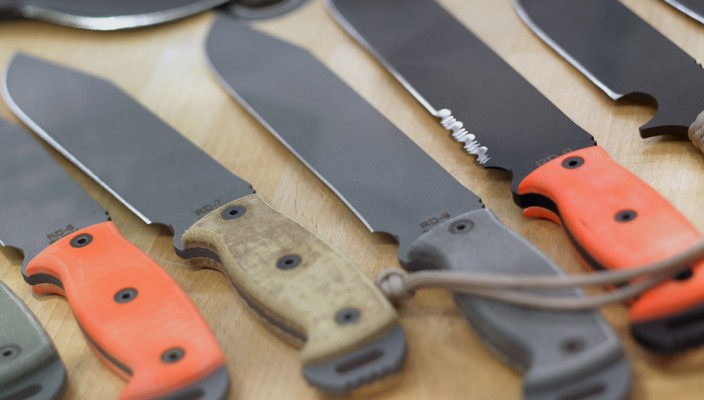 Guide to Knife Shapes