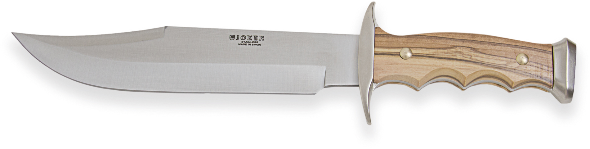 Joker Zamak Bowie Knife