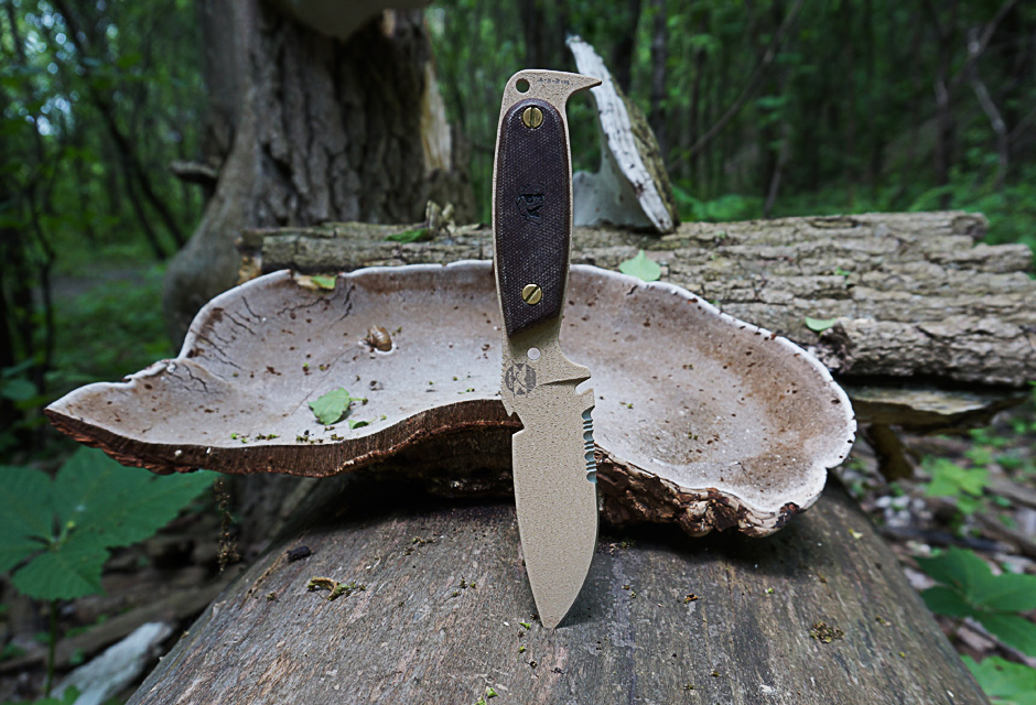 DPx Gear HEST 4 Expedition Knife