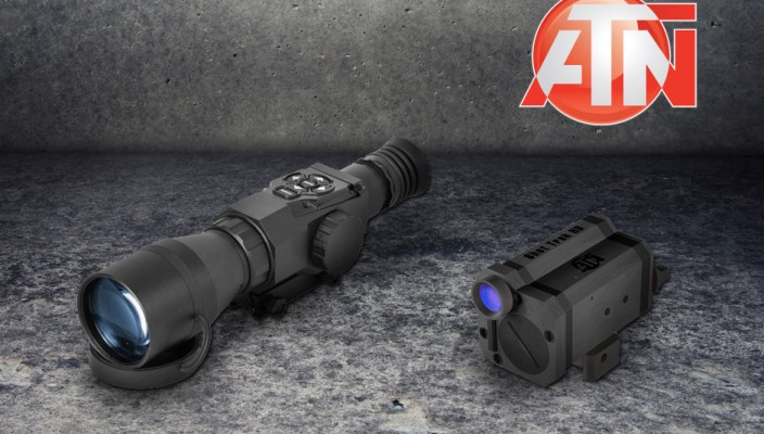 ATN ShotTrack and X-Sight