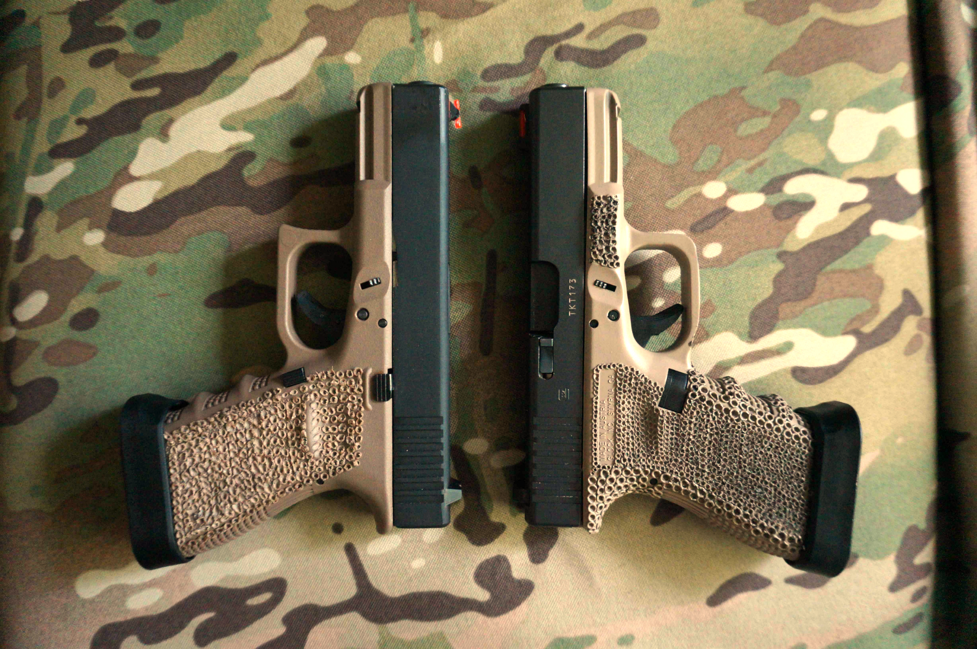 Which Glock Is Real