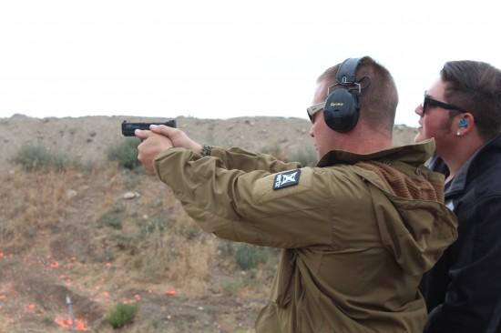 Chris Cerino Shooting