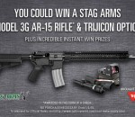 $4,500 AR15 Rifle Package Sweepstakes