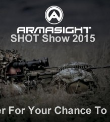 Armasight SHOT Show Giveaway