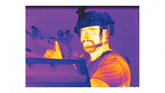 Thermal Image with Color