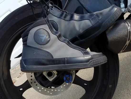 Taser Riding Boots