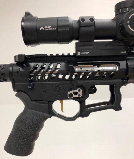 F-1 Firearms Upper / Lower and CMMG Lower Parts Kit