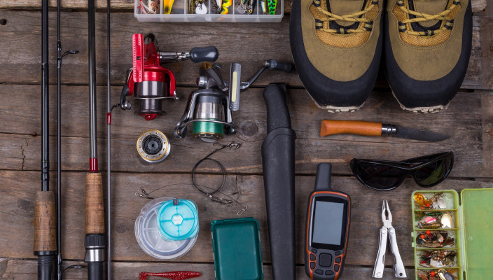 Fishing Equipment and Gear