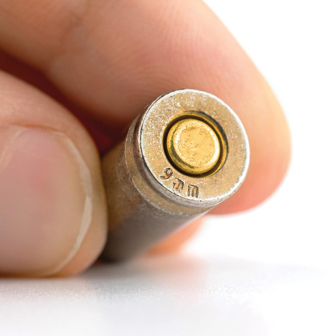 9mm Cartridge Headstamp